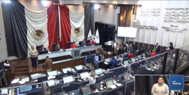 Tras ser desechada, pide Morena en el Congreso reponer totalmente el proceso de elección de titular de Comisión de Víctimas