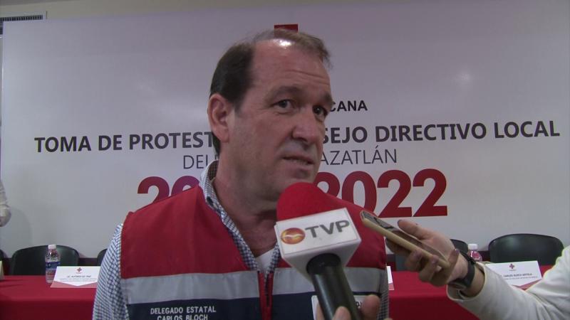 Cruz Roja Sinaloa proyecta recaudar este año 35 MDP