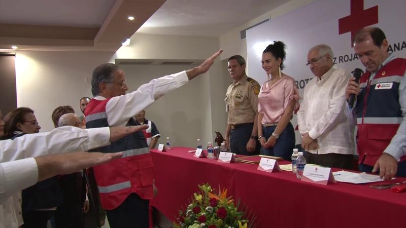 Rinde protesta el nuevo consejo directivo de Cruz Roja Mazatlán