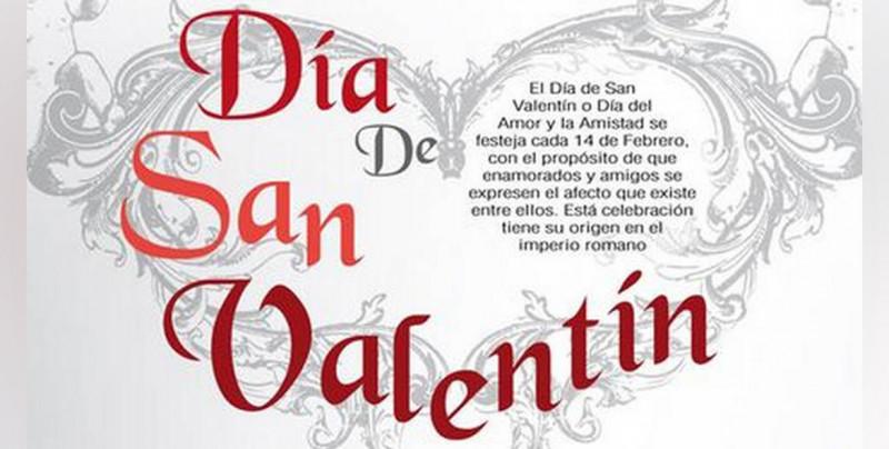 ¿Porqué celebramos el día de San Valentín el 14 de febrero?