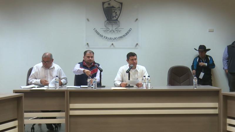 Discuten puntos importantes en Sesión de Cabildo