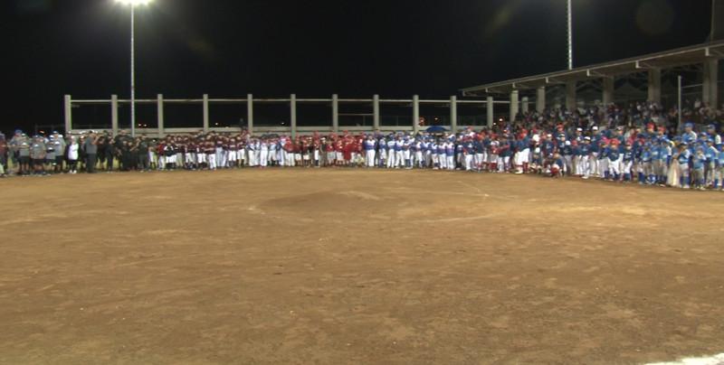 Se inauguró el Campeonato Eduardo Arce Becerra