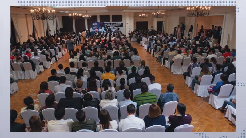 El Partido Sinaloense renueva la mayoría de sus estructuras con miras al proceso electoral del 2021