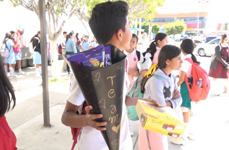 """Son alumnos de secundaria y preparatoria los más """"amorosos"""""""