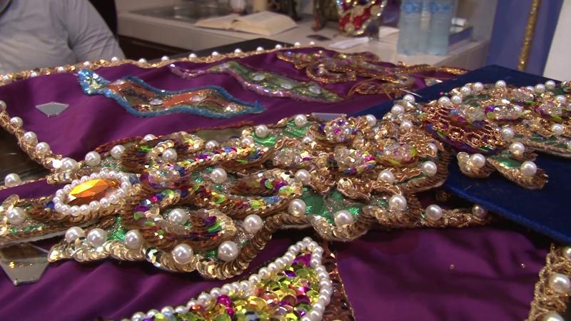 El traje del Rey del Carnaval estará bañado en oro y fiesta