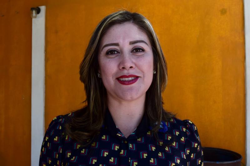 Es reprobable viaje del Químico Benítez a España: Flor Emilia Guerra