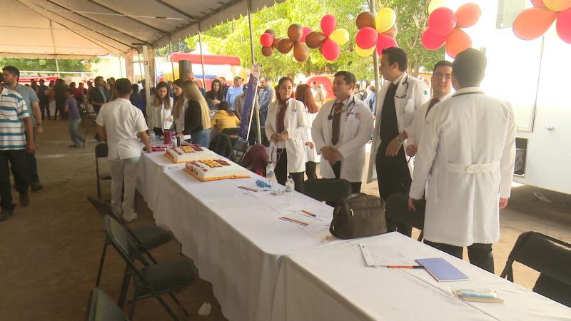 Son ya 100 brigadas médicas en Ahome