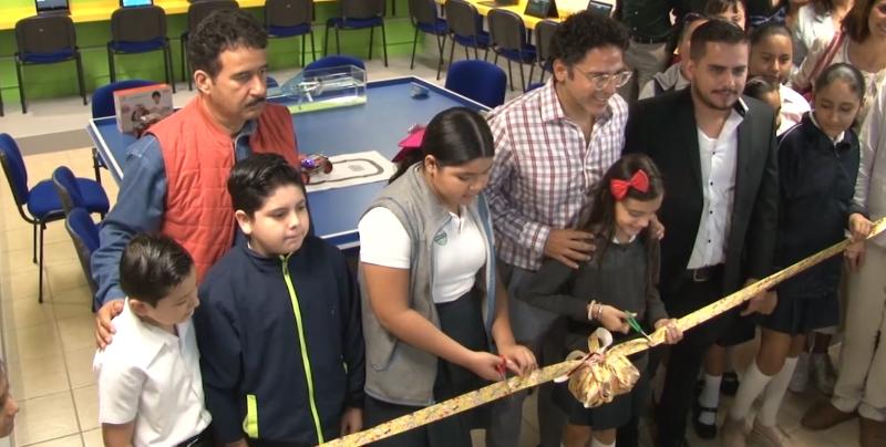 Inauguran en Mazatlán primer aula STEM en Sinaloa