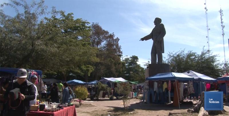 Tiangueros de la Michoacán fueron beneficiados