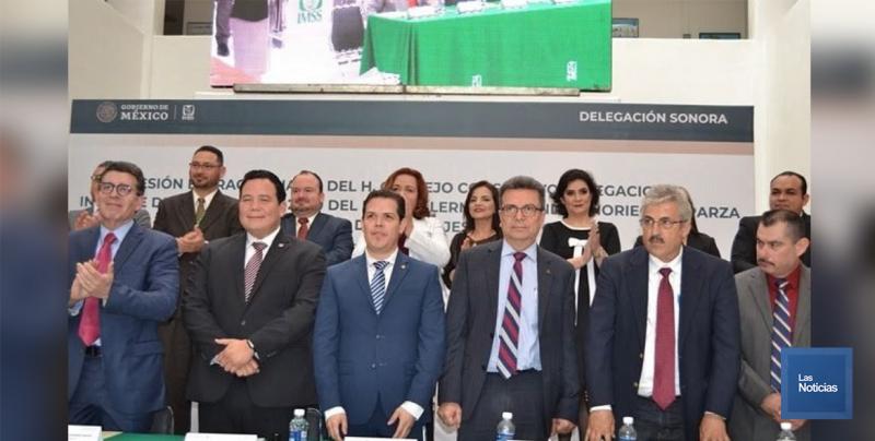 Nombran nuevo administrador de IMSS en Sonora