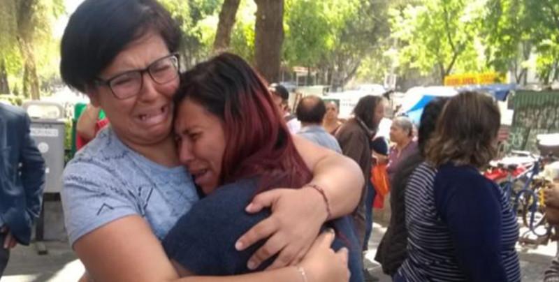 Madre de la pequeña Fátima identifica al presunto asesino de su hija