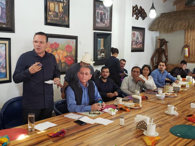 Donaran Pescadores Sinaloenses 30 Toneladas de Pescado para la Cuaresma 2020: Sergio Torres