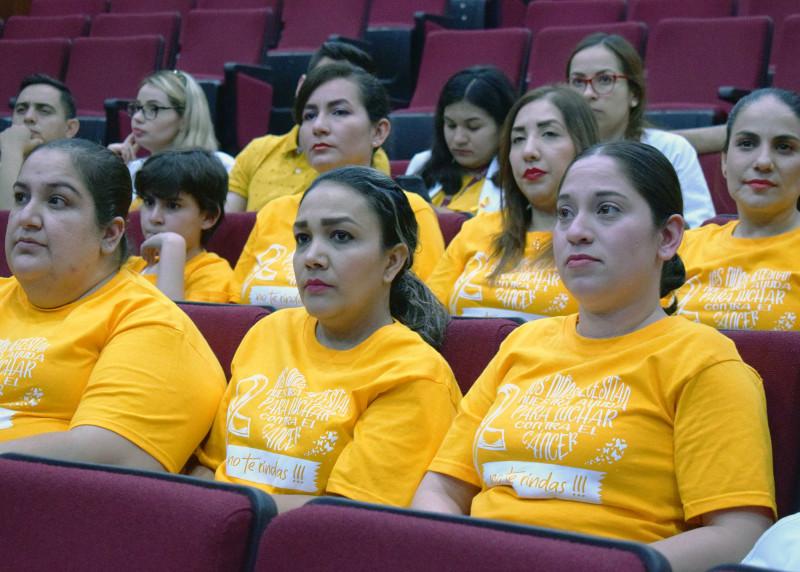 Conmemora el IMSS día mundial del cáncer infantil