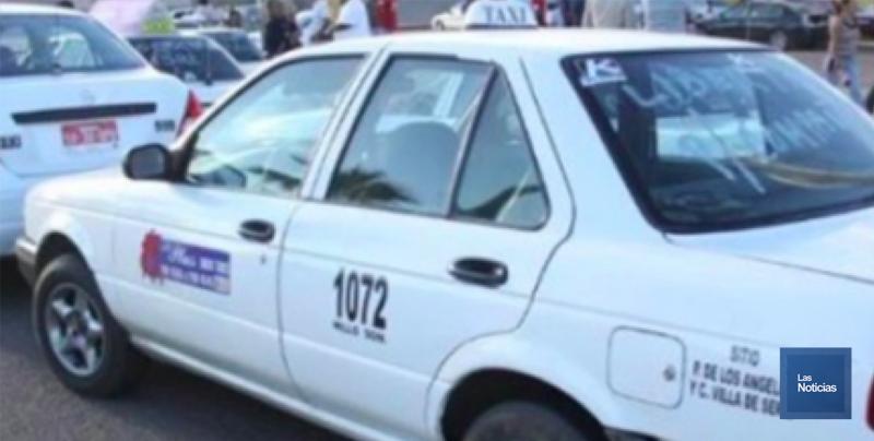 Juran y prometen taxistas de Sonora que buscan modernizarse