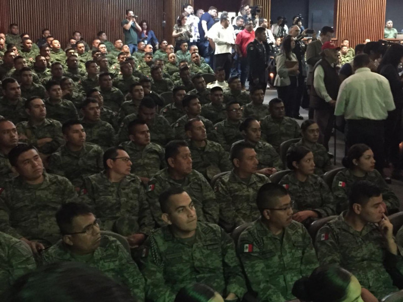 19 de febrero se conmemora el Día del Ejército Mexicano