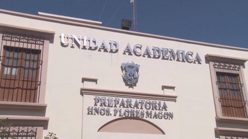 Reinician pagos de las becas para 52 mil 183 alumnos de las prepas de la UAS