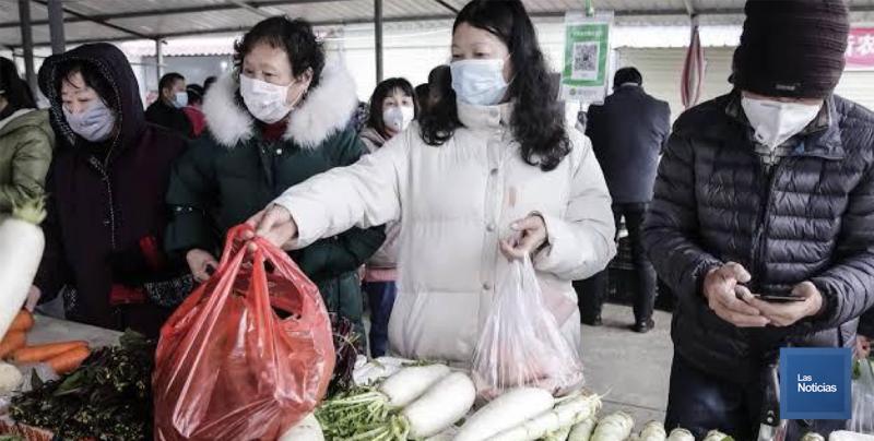 Solicita comunidad China en Sonora apoyo para envío de tapabocas al país asiático