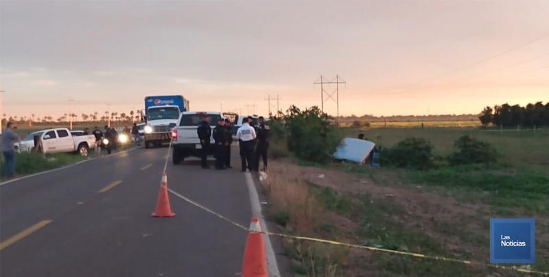 Aplican primera sanción a campo agrícola por accidente de jornaleros
