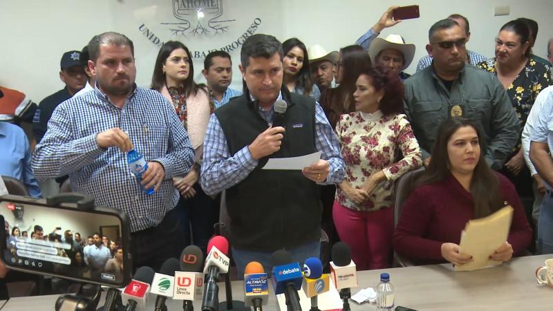 Alcalde acatará ordenamientos del Tribunal