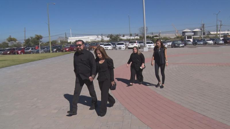 Padres de Humberto Trejo reconocen trabajo de la Fiscalía