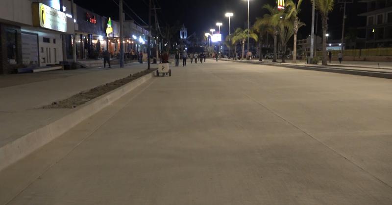 Abren la circulación vial en primer tramo remodelado de Avenida Rafael Buelna