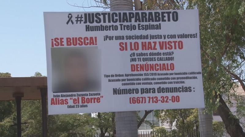 Vinculan a proceso a presunto homicida de Humberto Trejo
