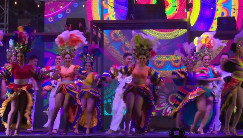 Esta es la agenda del Carnaval 2020