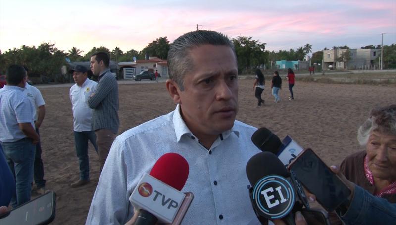 """Pide alcalde de Rosario que se analice proyecto """"Riviera Mazatlán"""""""