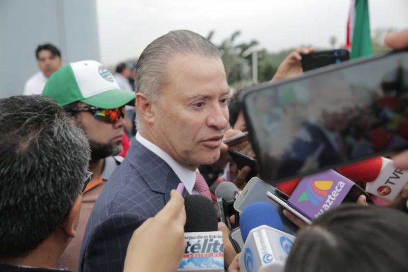 Gobernador de Sinaloa realizó peticiones a AMLO