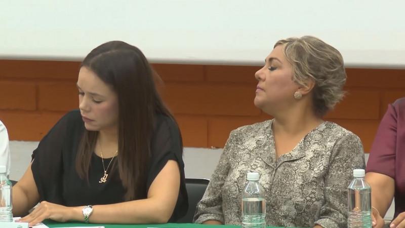 No se debió dejar como encargada a Reina Aracely Tirado como encargada del Ismujeres : Graciela Domínguez