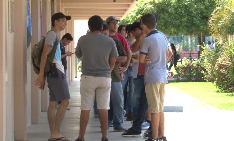 Más de 28 mil jóvenes se han preinscrito en la UAS