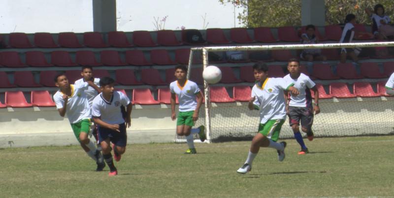 Finales de los Juegos Deportivos Escolares de la Zona Sur