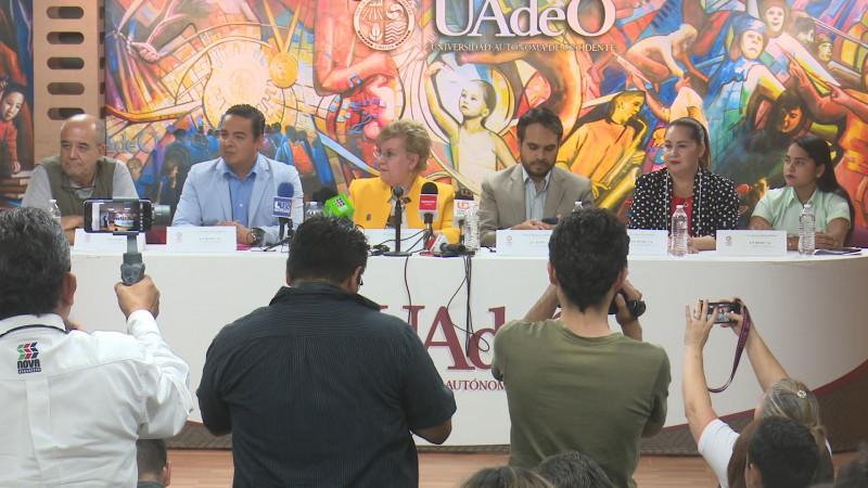 Presentan Radio Novela en la UAdeO