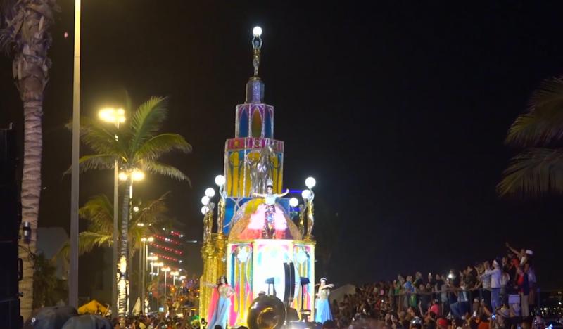 1.6 millones de asistentes registró el Carnaval Mazatlán 2020