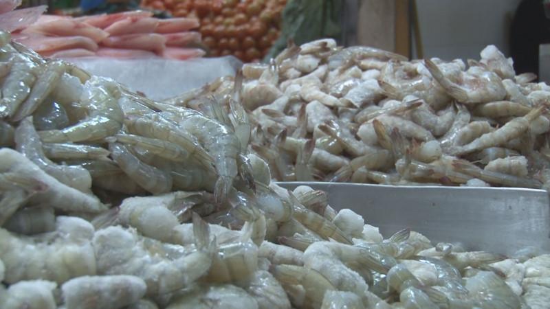 Sin precio establecido pescados y mariscos