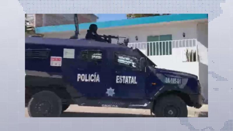 Confirma SSPE agresión a balazos en el sector Ruben Jaramillo
