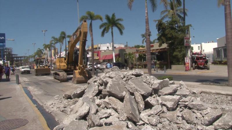 Descartan afectaciones por obras en la Camarón Sábalo