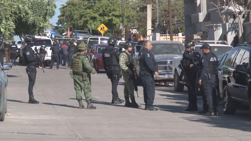 Próximo miércoles 05 de marzo reunión de seguridad en Mazatlán