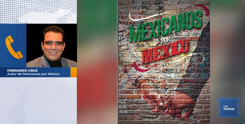 Presentan libro Mexicanos por México