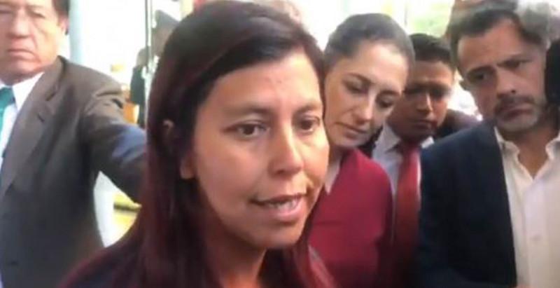 Reportan como desaparecida a la mamá de Fátima Cecilia