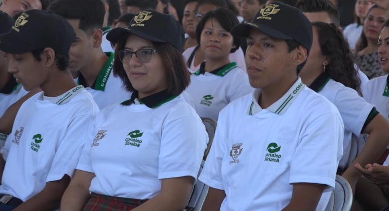 CONALEP Mazatlán I motiva a estudiantes de Pilotaje de Drones