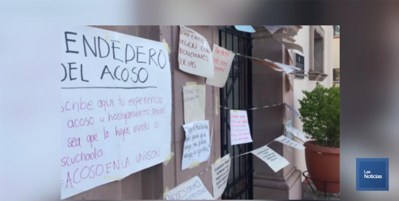 Una vez a la semana se denuncia acoso sexual a estudiantes confirma UNISON