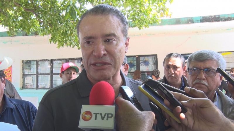 Sinaloa sigue trabajando normal a pesar del caso aislado de Coronavirus: Quirino