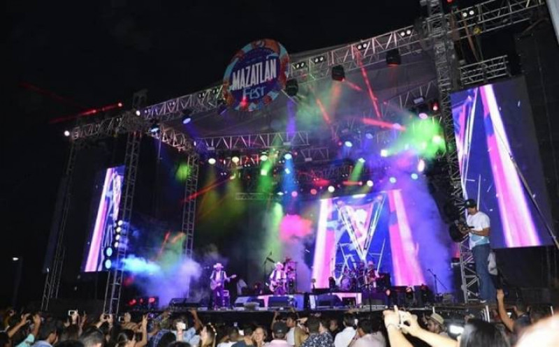Alistan logística del Mazatlán Fest 2020
