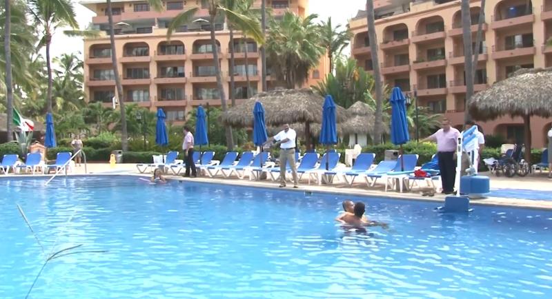Fuertes medidas se tomarán contra hoteles que no cuenten con salvavidas