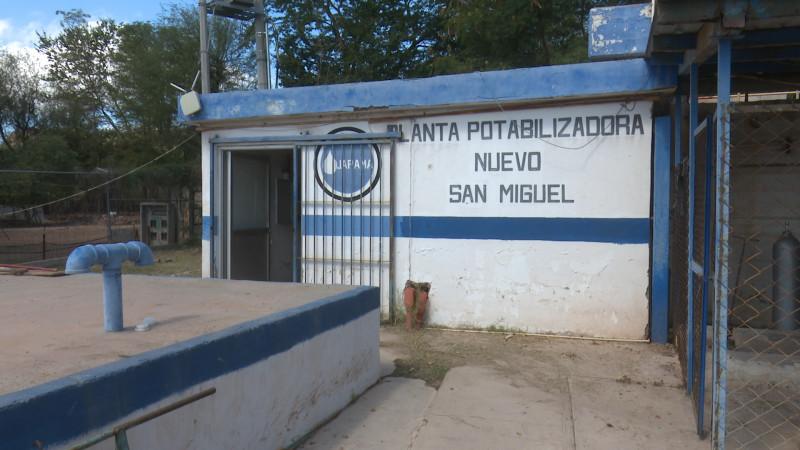 Arrancan obras de agua potable en el Nuevo San Miguel