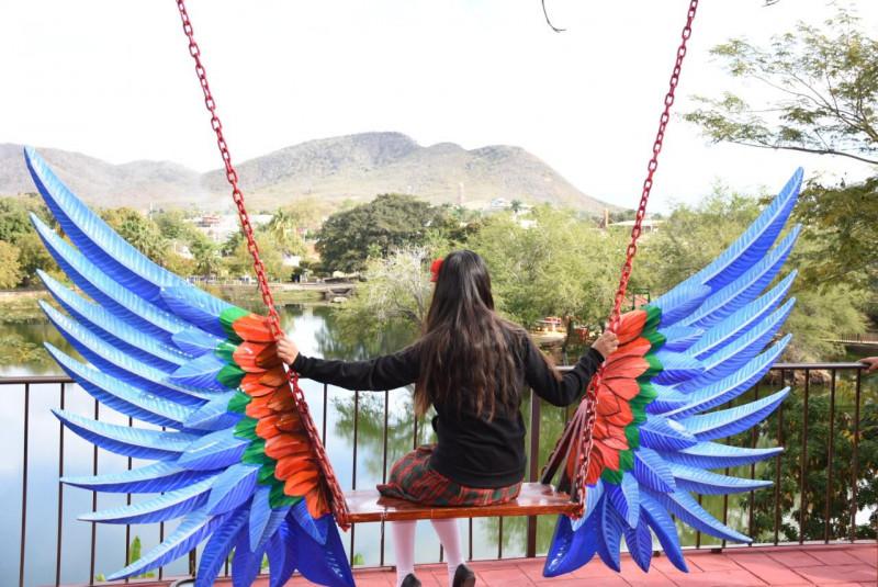 Rosario inaugura su nuevo parador fotográfico