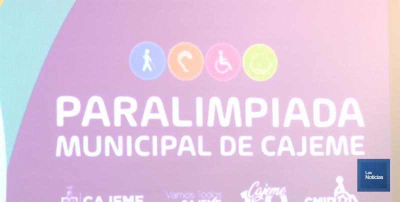 Ya viene la Paralimpiada 2020