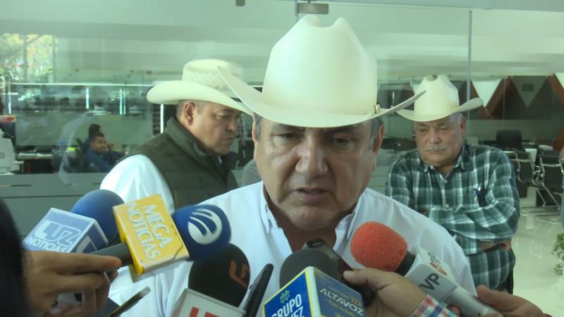 Respalda LCA acciones de protesta de productores