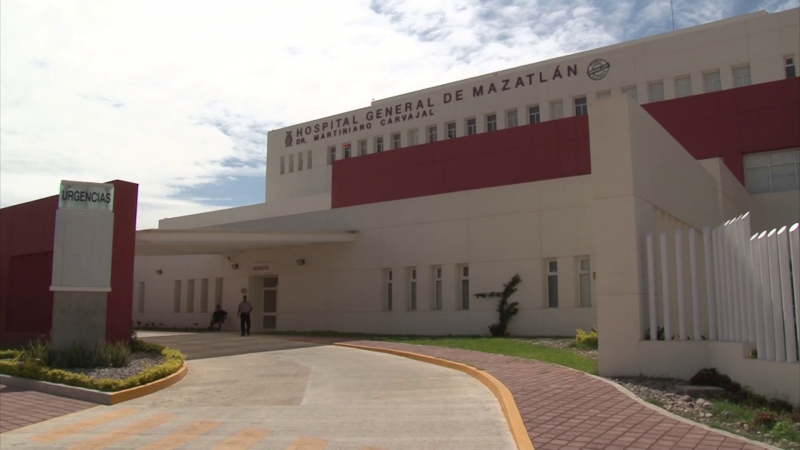 Preparado el Hospital General de Mazatlàn para atender coronavirus